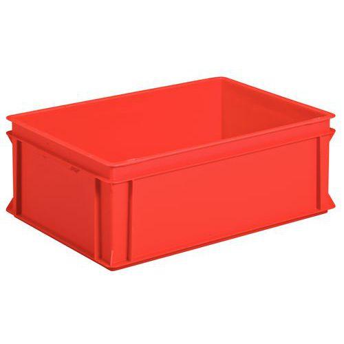 Plastbakk EU base bredde 15-20 cm