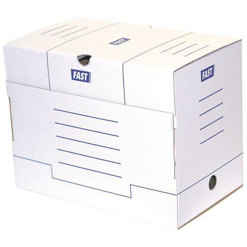 Arkivbokser hvite
