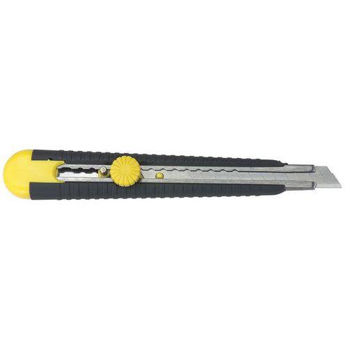 MPO-kniv med segmentert blad – bladbredde 9 mm