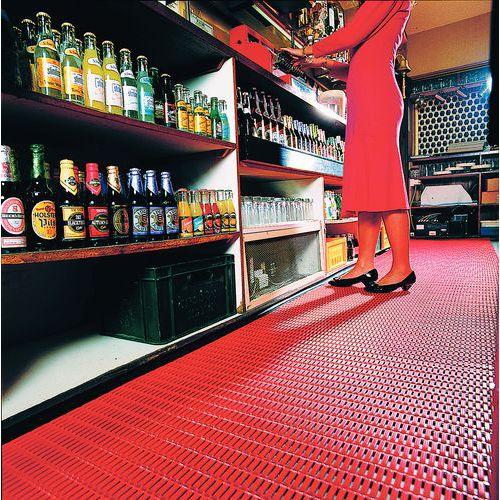 Arbeidsplassmatte, Myk gulvmatte Floorline