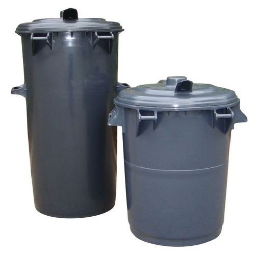 Søppeldunk kan stables