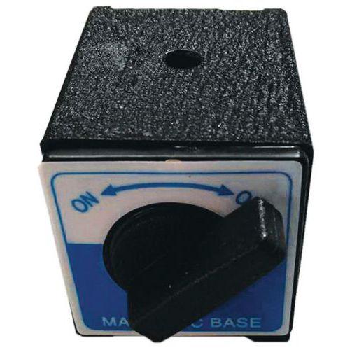 Magnetisk base for mekanisk indikatorholder – Manutan