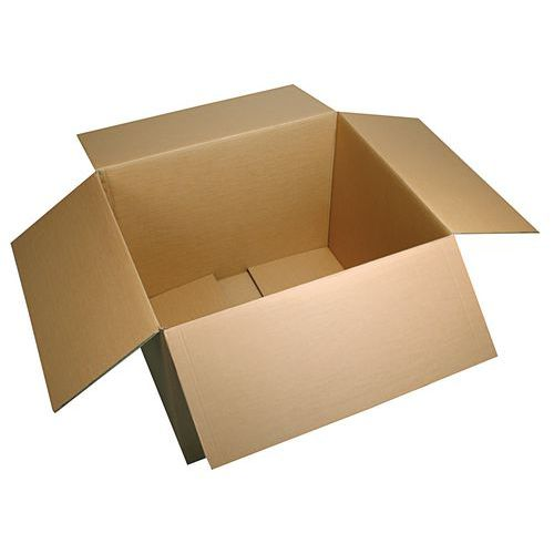 Papp brun trippelwell 5-pack