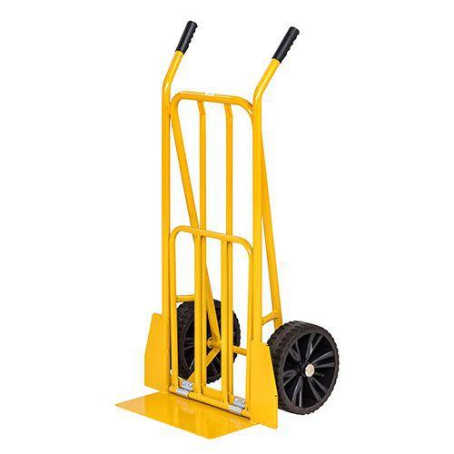 Bagasjetralle 250 kg punkteringsfrie hjul