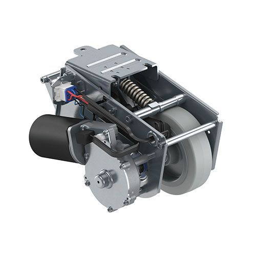 Hjulsett E-drive