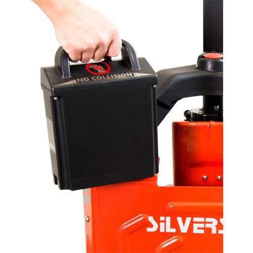 Ekstra batteri til Helelektrisk motorisert jekketralle 1200 kg