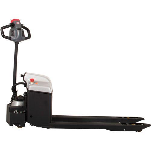 Helelektrisk motorisert jekketralle 2 ton