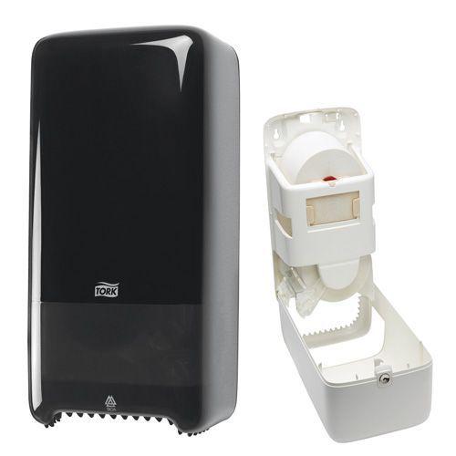 Dispenser Toalettruller Tork Mid-size Twin T6