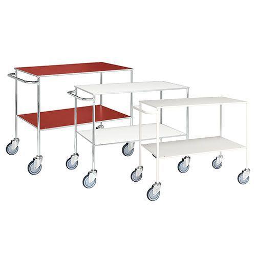 Trillebord med lavt håndtak