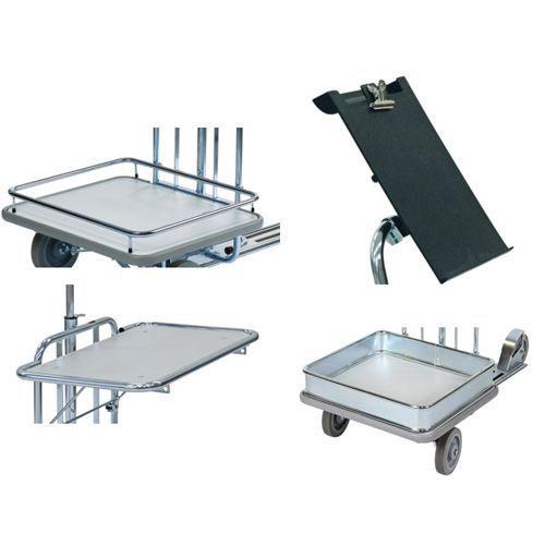 Lastelem/kant / Skriveplate / Overhylle / Tett lastsarg ErgoB