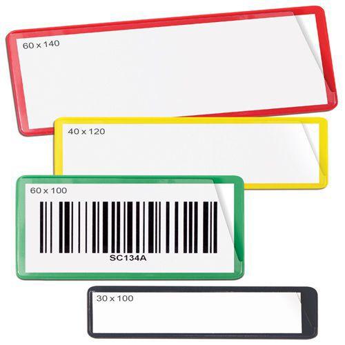 Etikettholder av PVC
