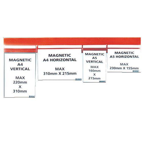 Plastlommer med magnet - Manutan