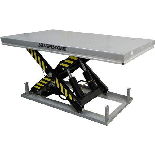 Løftebord stasjonær 500-4000 kg