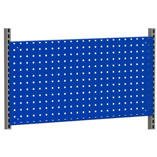 Perforert panel Workshop på vegg eller stolper
