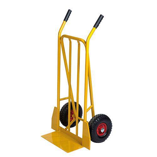 Bagasjetralle Gul 250 kg