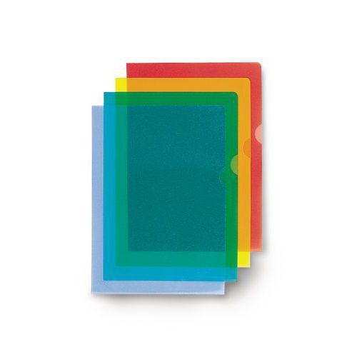Plastmappe farge