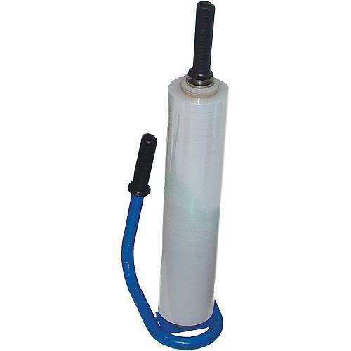 Holder for håndstrekkfilm 450 mm blå