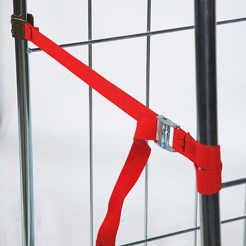 Sikkerhetsbånd til Rulle- o Sikkerhetscontiner