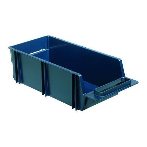 Hyllebakke Blå med 2 håndtak