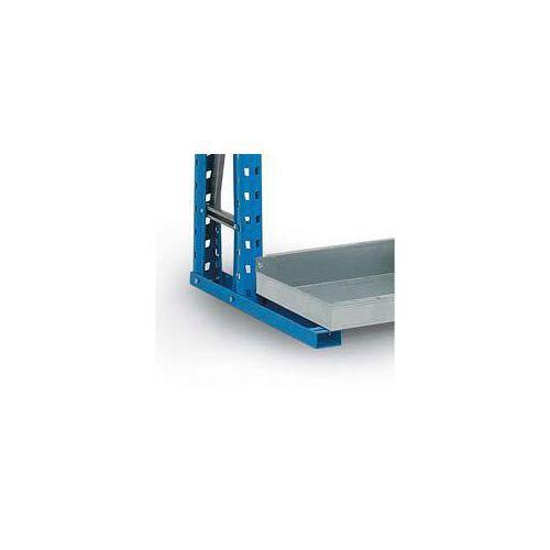 Sidestøtte bunnhylle Vertikal oppbevaring Flexi-Store