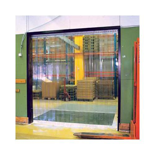 Skyvbare PVC-remser 200 x 2 mm, standard