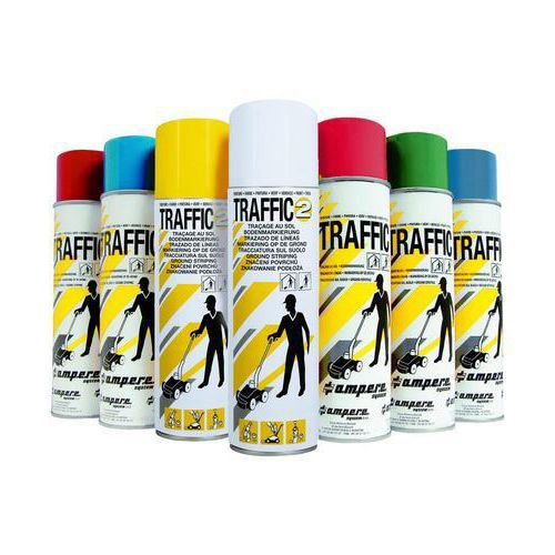 Spraymaling Traffic