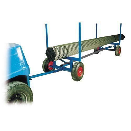 Vogn for langgods 3500 kg 4 m