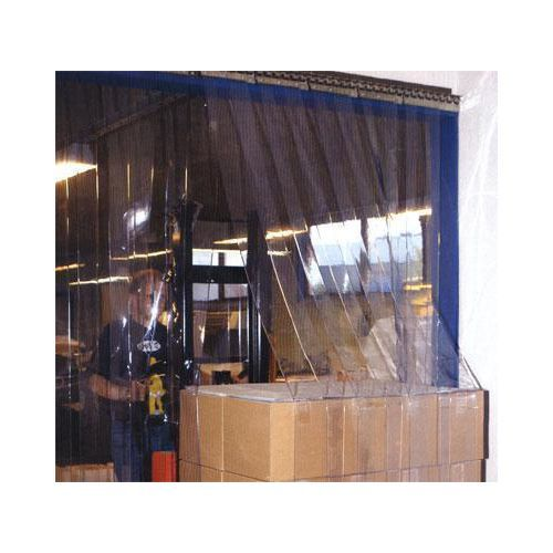 PVC-remse på rull 50 m x 200 mm, standard