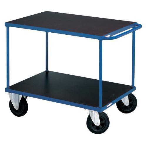 Bordvogn Manutan Rulle - Du velger selv hva slags hjul du trenger