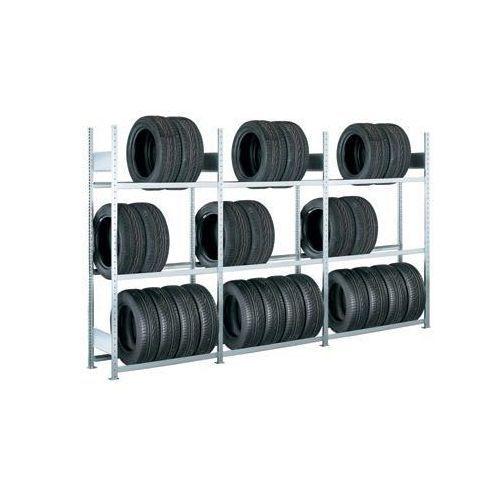 Dekkreol Easy-Fix Rota-Store: Påbyggingsseksjon