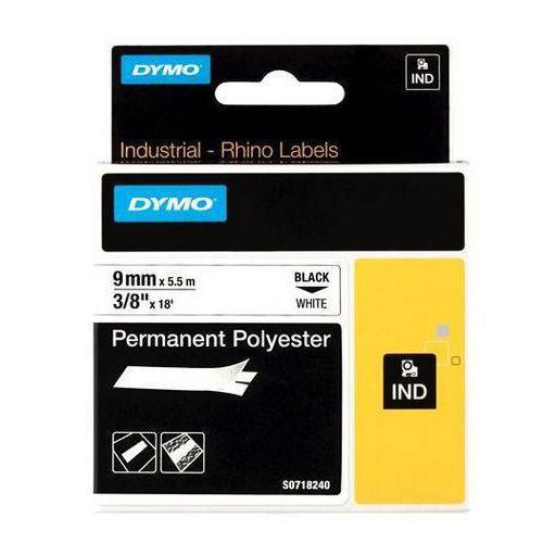 Merketape Dymo, Permanent polyester