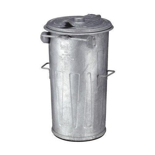Tønne, galvanisert, 90 liter