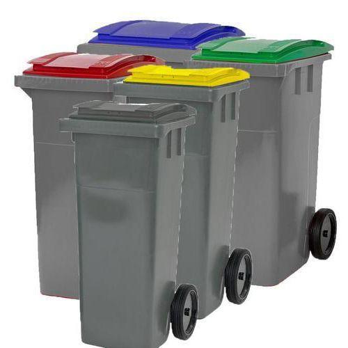 Avfallsbeholder med standardlokk