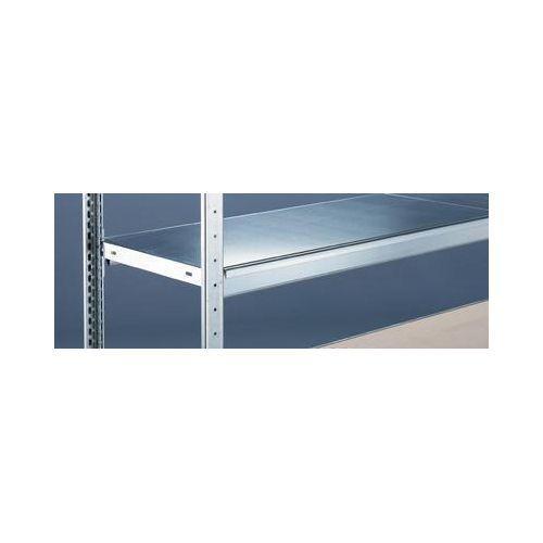 Ekstra nivå med stålhyller Bred hylle Easy-Fix