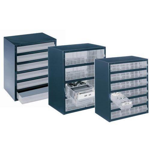 Oppbevaringskassetter 250 system 1