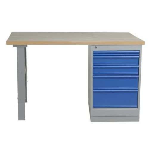 Arbeidsbord Standard Robust Komplett