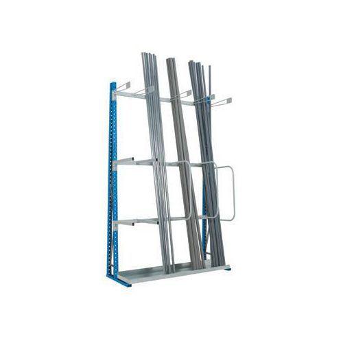 Vertikal oppbevaring Flexi-Store: Grunnseksjon