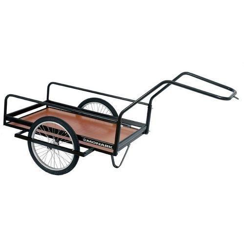 Sykkel og transportvogn Monark
