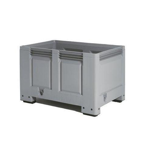 Pallecontainere Big Box, 1200 x 800, med føtter