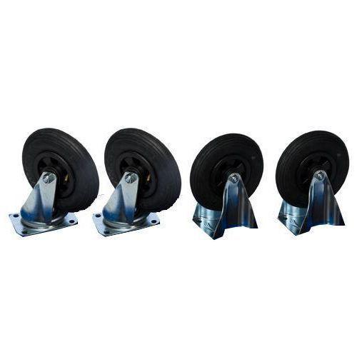 Luftgummihjul Ø 200 mm