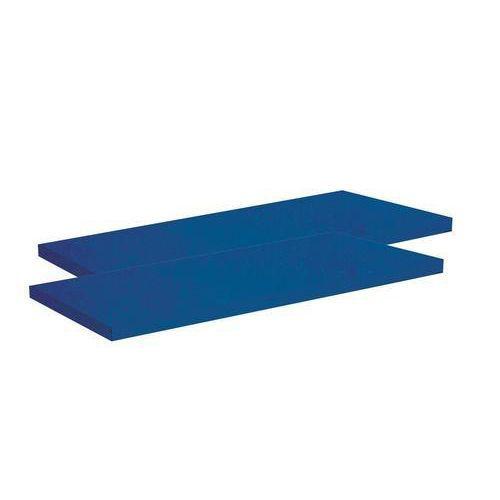 Ekstra hylleplater Stabil Blå til 46141