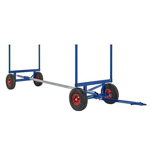 Vogn for langgods 3500 kg 6 m