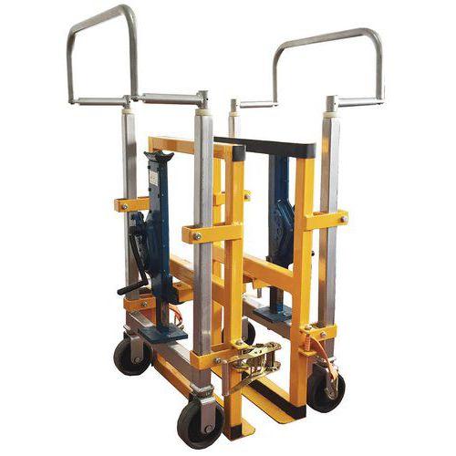 Hydralisk løft 1800 kg