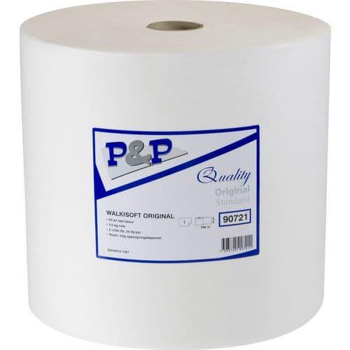 Tørkepapir Walkisoft Mykt – P&P
