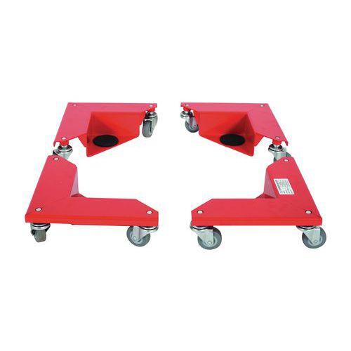 Transporthjørne 4 stl., 600 kg