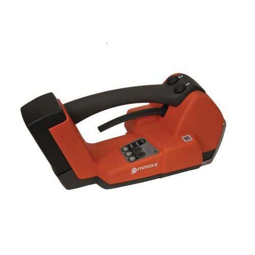 Båndstrammer Kombi ITA-25, batteridrevet PET 16-19 mm