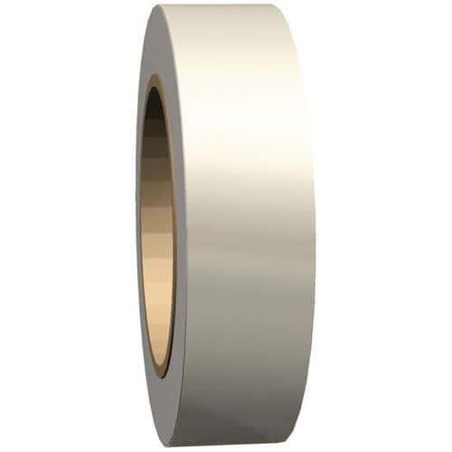 Hvit reflekstape 50 mm