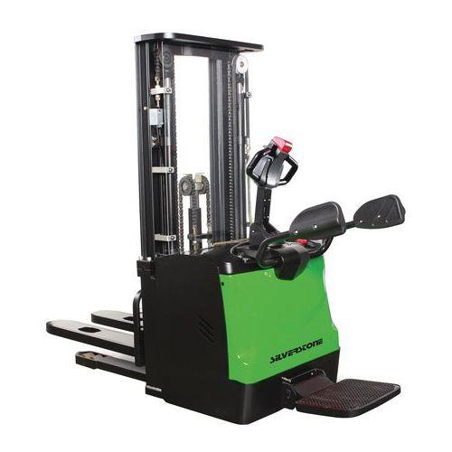 Elektrisk pallestabler, servo, proporsjonal ventil, litium, 1600 kg