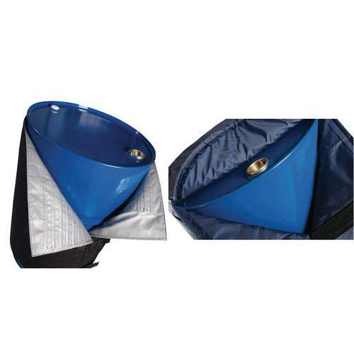 Isolerende jakke for fat 200 L