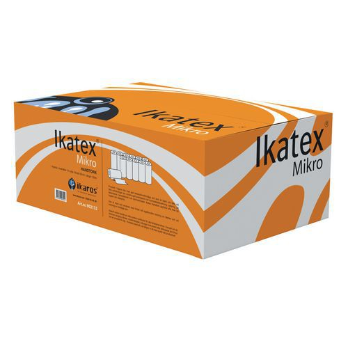 Ikatex absorberende klut Mikro, hylseløs 12 st